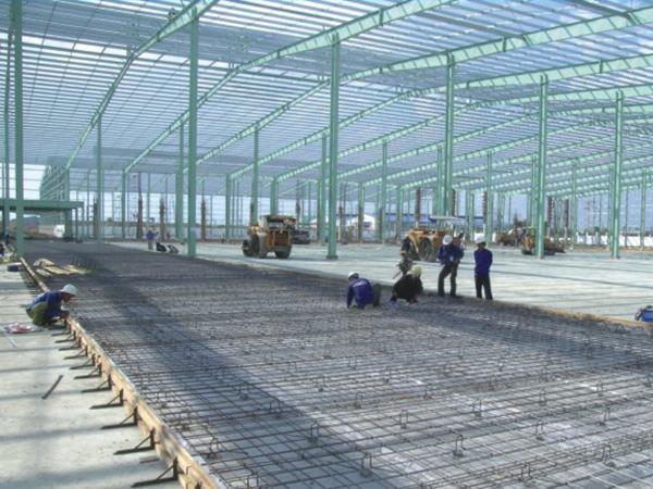 Lưới thép hàn sử dụng trong nghành xây dựng